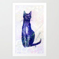 Zingara Art Print