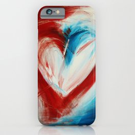 All Of A Sudden It All Strangely Became Beautiful iPhone Case