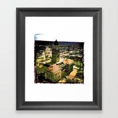 Pioneers Museum Framed Art Print