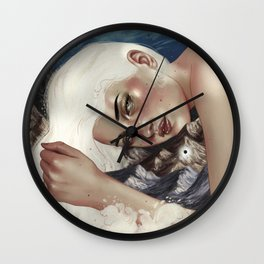 Janice Wall Clock