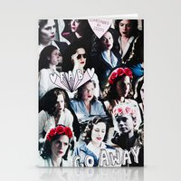 peggy carter Stationery Cards featuring Peggy Carter Sass by Long live the Evil Queen♔
