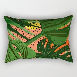 Jungle Dreamer Rectangular Pillow
