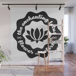enchanting lotus Wall Mural