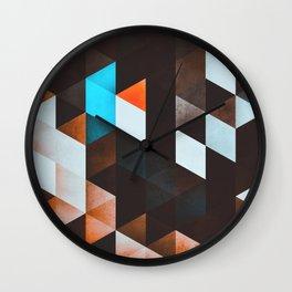 ydd_yvyn Wall Clock