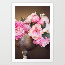 Enduring Romance Art Print