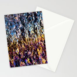 Iridiscent Crystal Stationery Cards