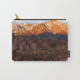 Mount Whitney & Alabama Hills, California Carry-All Pouch