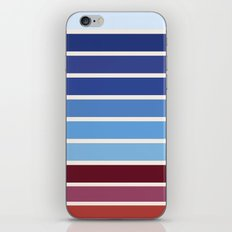 The colors of - Ponyo iPhone & iPod Skin