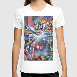 Saint Seiya 1 - Knights of the Zodiac T-shirt