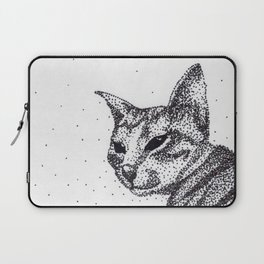 Tazzy Cat Laptop Sleeve