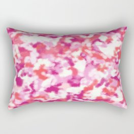 Cecilia Abstract Rectangular Pillow