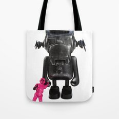 Dudebox Customs | no: 03, The Trooper Tote Bag