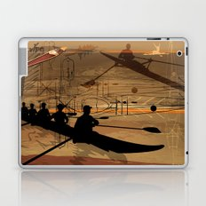 Rowing Laptop & iPad Skin