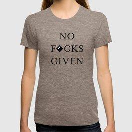 No F Given T-shirt
