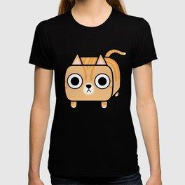 Cat Loaf - Orange Tabby Kitty T-shirt