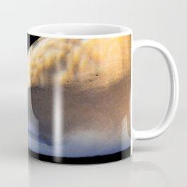 Lemon Shark Backdrop Coffee Mug