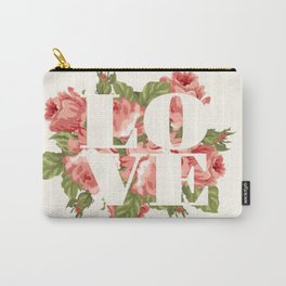 Love Illustration Carry-All Pouch