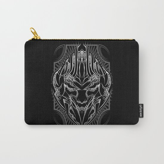 Pinstripe Megatron Carry-All Pouch