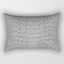 Snake skin pattern Rectangular Pillow