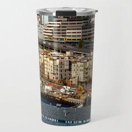 Seattle Space Needle and Aquarium Travel Mug