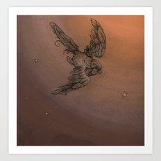 Bird Art Print