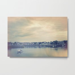 Afternoon in Galway Bay Metal Print