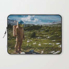 The Spaceman (Color) Laptop Sleeve
