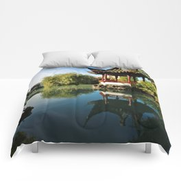 Tranquility Comforters