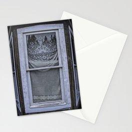 White Window Stationery Cards