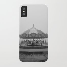 Silent Beach Park iPhone Case