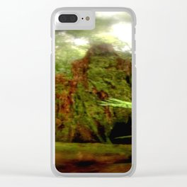 Stumped Clear iPhone Case