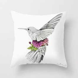 Ts'unu'um Throw Pillow
