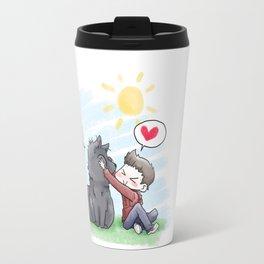 SmushyFace Travel Mug
