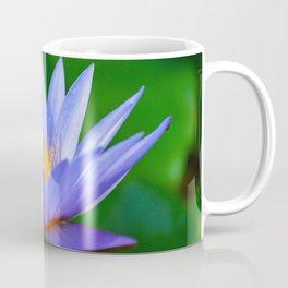 Violet lotus flower by #Bizzartino Coffee Mug