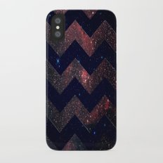 Chevron Sky Slim Case iPhone X