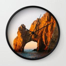 El Arco de Cabo San Lucas Wall Clock