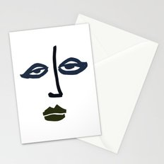 Simple Face Stationery Cards