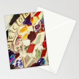 Vintage Decor Stationery Cards
