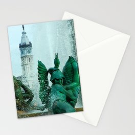 Penn On Top Stationery Cards