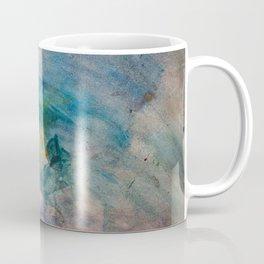 """Every Other Week"" Acrylic Abstract Coffee Mug"