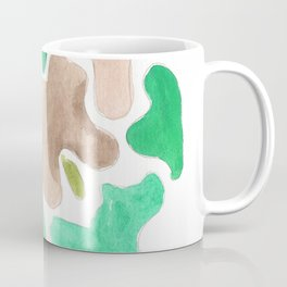 171115 Colour Shape 4|abstract shapes art design |abstract shapes art design colour Coffee Mug