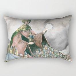 Theodora of Byzantine Rectangular Pillow