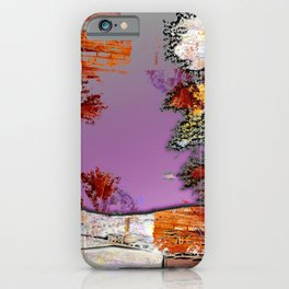Lowland iPhone Case