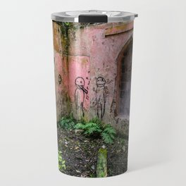 Urban Exploration Travel Mug