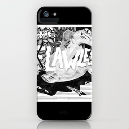 (F)LAWLESS iPhone Case