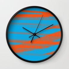 Digital Died/California Wall Clock