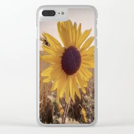 Imperfections Clear iPhone Case