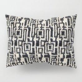 Maze Knit Pillow Sham