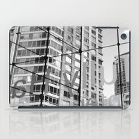 lincoln iPad Cases featuring Lincoln Center by Emily Werboff