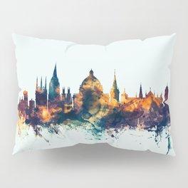 Oxford England Skyline Pillow Sham